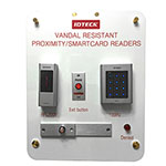 Vandal Resistant Standalone Reader Demo Kit