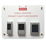 Vandal Resistant Proximity/Smart Card Reader Demo Kit