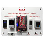 iEDC Embedded Web Based / PoE Controller Demo Kit