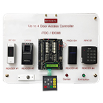 Intelligent Multi door Access Controller Demo Kit
